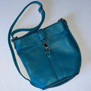 Blush side bag